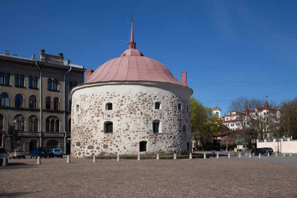vyborg_round_tower